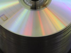 DVD's can keep important data safe for long periods of time