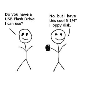 Are USB Flashdrives Still Useful?
